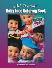 COLORING BOOK Mel Birnkrant's Baby Face DOLLS Coloring Book