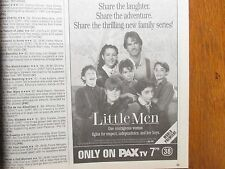 1998 Chicago TV Week (LITTLE MEN  PREMIERE/MICHELLE  BURKE/BECKER/SIDNEY POITIER