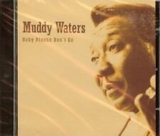 MUDDY WATERS - BABY PLEASE DON'T GO - CD - NEW