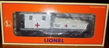 Lionel, Rescue Caboose #6-26505, New, old stock. (8i)