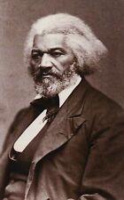 Frederick Douglass, African American Anti Slavery Leader, Orator etc. - Postcard