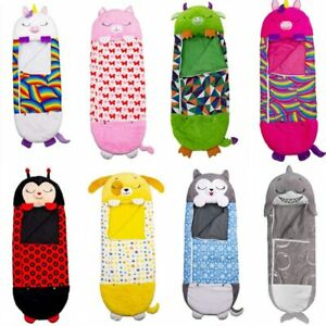 Happy Nappers Play Pillow and Sleep Sack Surprise Sleeping Bag Kids