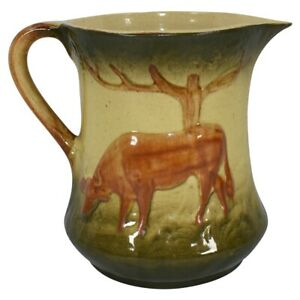 Roseville Pottery 1910-16 Early Ware The Cow Pitcher