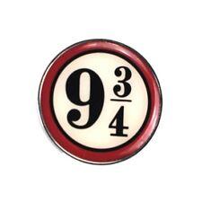 Genuine Warner Bros Harry Potter Platform 9 3/4 Hogwarts Pin Badge Ideal Gift