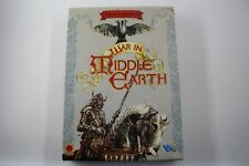 PC IBM 5 1/4 5,25 DRO SOFT MELBOURNE HOUSE WAR IN MIDDLE EARTH VERSION ESPAÑOLA