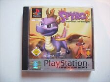 Spyro the Dragon 2 - Gateway to glimmer platinum ps1 playstation 1