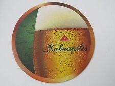 BEER Coaster: Alaus Darykla Kalnapilis, Panevëþys, LITHUANIA Brewery; Basketball