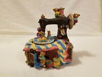 """Sewing Machine Mouse Music Box Tune """"Whistle While You Work"""""""