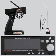 Flysky FS-GT3B 2.4G 3CH Transmitter + Receiver for Remote Control RC Car Vehicle