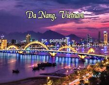Vietnam - DA NANG - Travel Souvenir Fridge Magnet