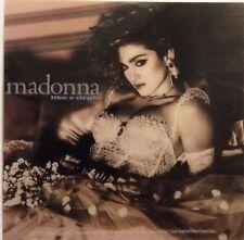 "Madonna Like a Virgin Sticker 4""x4"""