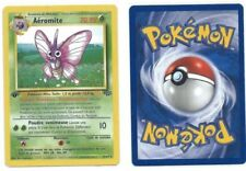 Cartes Pokémon jungle