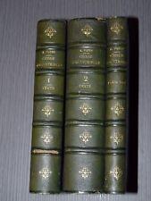 Précis de Chimie industrielle PAYEN 1867 (3vol/3 dont l'ATLAS de 56 planches )