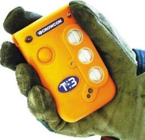 Crowcon Flammable, Hydrogen Sulphide, Oxygen Personal Gas Monitor