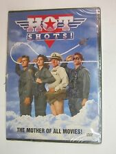 Hot Shots! (DVD, 2002)- Charlie Sheen, Cary Elwes, Valeria Golino, Lloyd Bridges