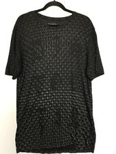 AllSaints Palm Leaf Distortin Tee. NWT Retails $75 Price $46 All Saints  Size L