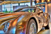 Dream Car 1 18 Vintage Mercedes Benz Sport Race 12 Concept 24 Experimental