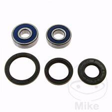 Kawasaki GPZ 1000 RX Ninja 1986 All Balls Front Wheel Bearings & Seals 25-1310