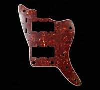 NEW Jazzmaster Pickguard Brown Tortoise Shell 4 Ply for USA Fender Guitar