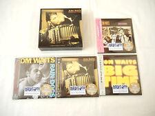 Tom Waits JAPAN 4 titles Mini LP SHM-CD PROMO BOX SET