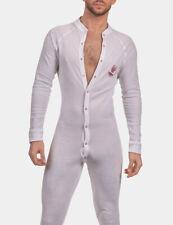 Barcode Berlin Union Suit Gian (White & Black)