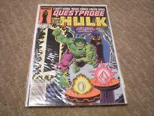 Questprobe #1 (1984 Series) Marvel Comics VF/NM