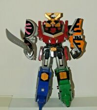 Power Rangers Samurai Megazord DX Deluxe Toy Lot- Bandai with Sword