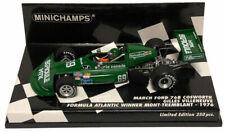 Minichamps March Ford 76B Formula Atlantic 1976 - Gilles Villeneuve 1/43 Scale