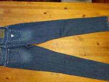 GUESS MEDIUM WASHED SUPER SKINNY JEANS Size 27