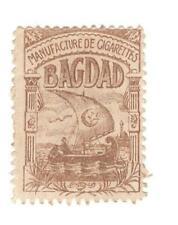 Poster stamp, Bagdad Cigarettes, 1920s
