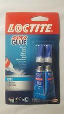Loctite Super Glue Gel Upc 079340687233 Two Pack