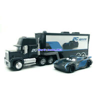 Mattel Disney Pixar Cars Jackson Storm B Hauler Truck 1:55 Diecast Model Loose