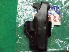 Desantis  Holster Glock 17  Right Hand. Black Leather