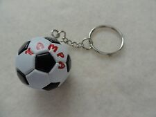 Soccer in Tampa Florida Keychain