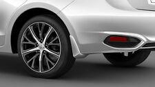 Genuine OEM 2016-2018 Acura ILX A-spec Rear Splash Guards (Color Matched)
