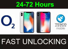 O2 & Tesco UK United Kingdom - iPhone X Fastest Unlocking Service