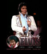 Elvis Presley - Strictly Elvis 1973 - 1975 - Alverson/ Lorentzen Book Pre Order