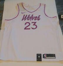 Nike NBA Jimmy Butler Minnesota Timberwolves Jersey White BQ1167-102 Size XXL