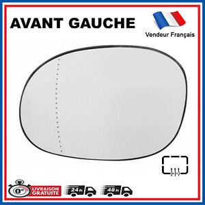 Glace de Rétroviseur Avant Gauche Degivrant pour C2 C3 206 1007 = 8151.CG