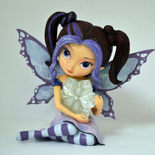 Dusted By Fascination Fairy Figurine Ice and Snow - Jasmine Becket Griffith
