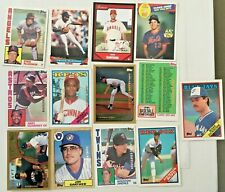 Topps Buyback Lot Of 13 Bronze Silver Gold Blue Rediscover Topps 65th Santana