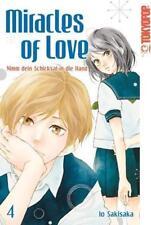 Miracles of Love - Nimm dein Schicksal in die Hand 04 von Io Sakisaka (2017,...