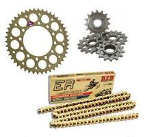Cadenas, piñones y coronas Renthal para motos Ducati