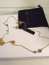 MARC BY MARC JACOBS Star Medley Strand Necklace 30 Inch $88 With Pouch MJ21
