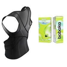 Babaka U9 Back Shoulder Support Brace Straightener Posture Corrector Band Belt
