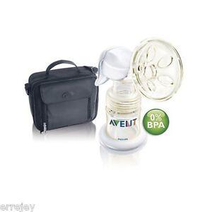 tiralatte AVENT + kit allattamento+borsa termica +accessori Zero Bisfenolo SCF3