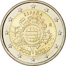 [#84978] Spain, 2 Euro, 2012, MS(63), 8.50