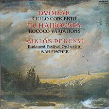LP Budapester Festival Orchester DVORAK TSCHAIKOWSKY PERENY ,NM,Ivan Fischer