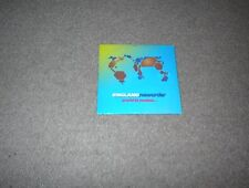 NEW ORDER CD England World In Motion FACTORY RECORDS 4 Track EP in Card Sleeve