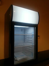 New Display Bar Fridge with 40L Capacity Glass Door (pick up only )